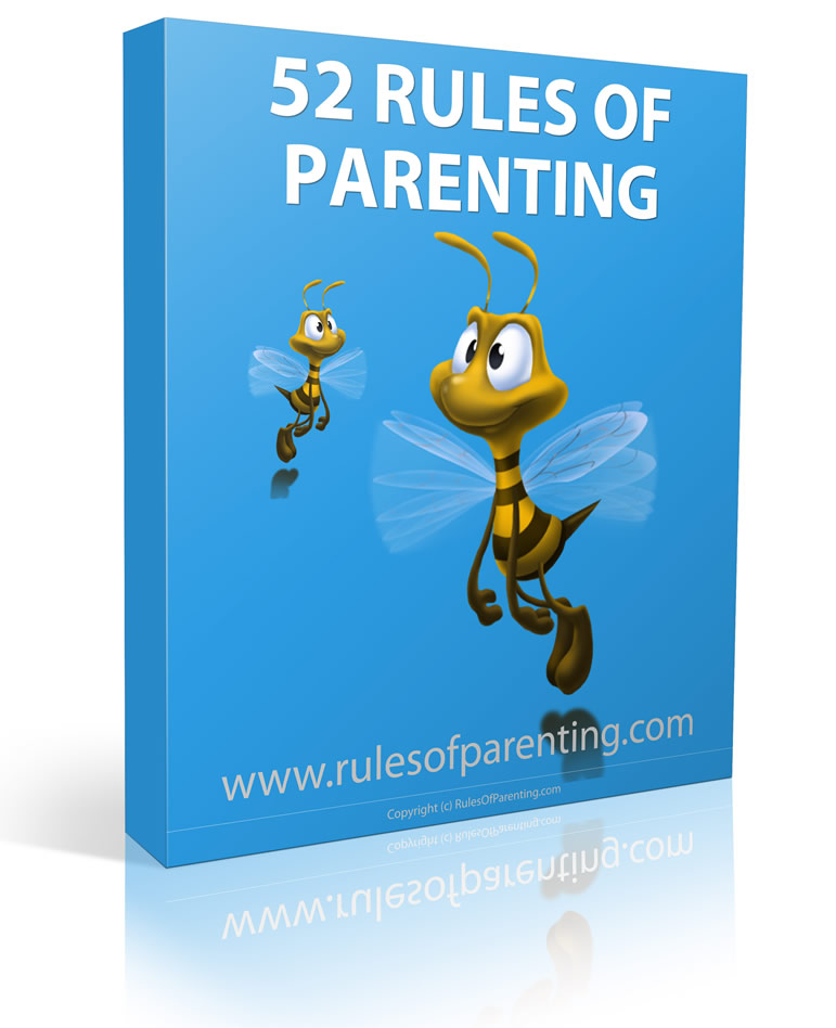 52 Rules Of Parenting - Large