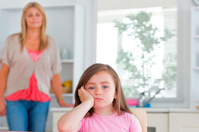 Rules Of Parenting - # - Child Angry With Mom