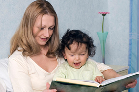 Rules Of Parenting - # - Mother Child Reading