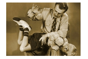 Rules Of Parenting - # - Old Dad Spanking